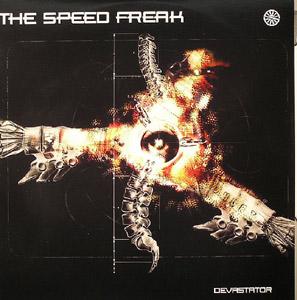 Radium - The Speed Freak The Spead Freak Steel-Finger Remixes