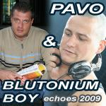 Cover: Pavo & Blutonium Boy - Echoes 2009 (DJ Neo Vocal Club Mix)
