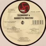 Cover: Hardstyle Masterz - Junior