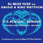 Cover: Bass-D - It's Alright (The Masochist Remix)