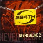 Cover: 2b4th - Never Alone 2