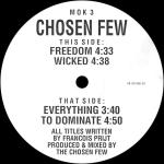 Cover: Chosen Few - To Dominate