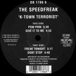 Cover: The Speed Freak - The Way It Should Be