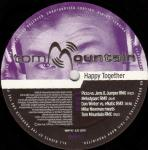 Cover: Tom Mountain - Happy Together (Picco vs. Jens O. Jumper Mix)