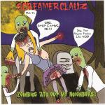Cover: ScreamerClauz - Bloody Underwear