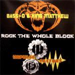 Cover: Bass-D - Rock The Whole Block