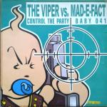 Cover: The Viper - Control The Party