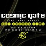 Cover: Cosmic Gate - Not Enough Time