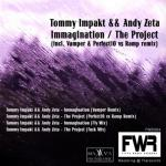 Cover: Tommy Impakt & Andy Zeta - Immagination (Vamper Remix)
