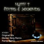Cover: Nutty T - Myths & Legends