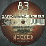 Cover: Zatox Meets The R3bels - Pumping Blood