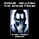 Cover: The Speed Freak - Steel-Finger (Radium Use The Force Remix)