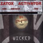 Cover: Zatox & Activator - Oxygen (Medley With Behind Blue Eyes)