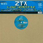 Cover: ZTX - I Love Hardstyle
