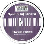 Cover: Spor & Infiltrata - Three Faces