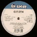Cover: Citizen - If I Say Stop