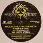 Cover: Audioscape, C-Kay & Kelly C - Need You More