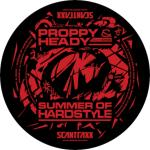 Cover: Proppy & Heady - Summer Of Hardstyle