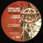 Cover: Fracus & Mozz Ft. Vicky Fee - Hold On To Me (Fracus Remix)