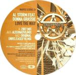 Cover: Storm Ft. Donna Grassie - Love The Way (Original Unreleased '96 Mix)