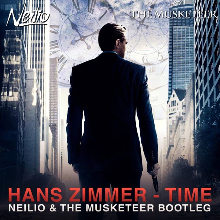Cover Art For The Hans Zimmer Time Neilio Ft The Musketeer Remix Hardstyle Free Track