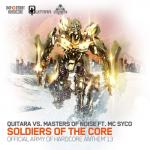 Cover:  - Soldiers Of The Core (Official Army Of Hardcore Anthem 2013)