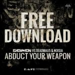 Cover:  - Abduct Your Weapon